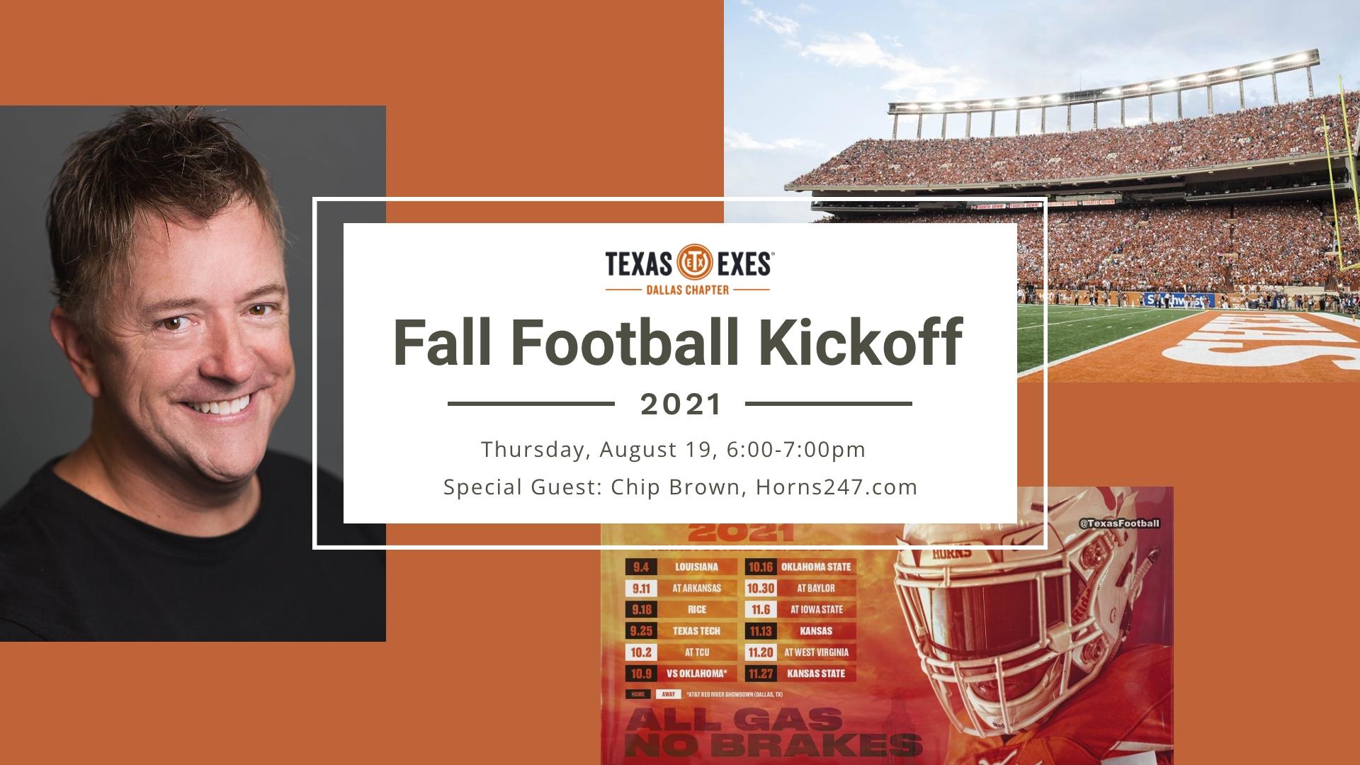 2021 Texas Fall Football Kickoff