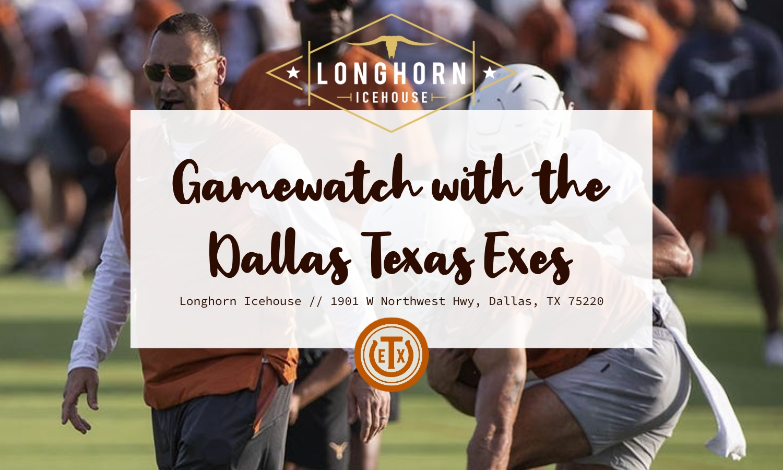 Texas Exes Longhorn Icehouse